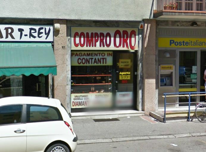 Compro Oro Brescia viale Piave