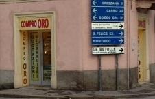 Compro Oro Verona via Fincato