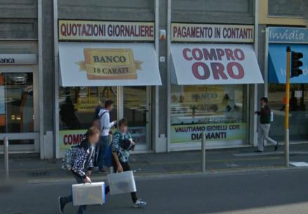 Compro Oro Brescia centro, piazzale Battisti